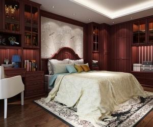 卧室空间定制