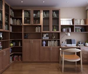书房空间定制